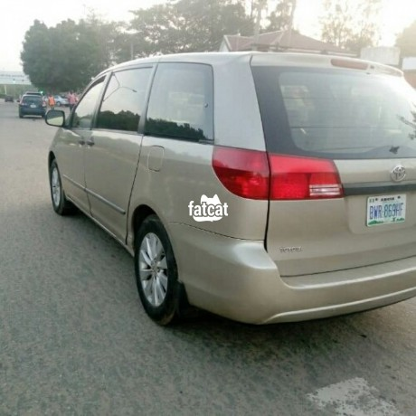 Classified Ads In Nigeria, Best Post Free Ads - used-toyota-sienna-2005-in-abuja-for-sale-big-7