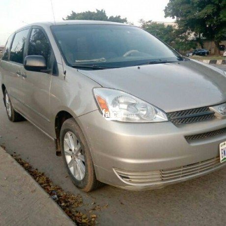 Classified Ads In Nigeria, Best Post Free Ads - used-toyota-sienna-2005-in-abuja-for-sale-big-0