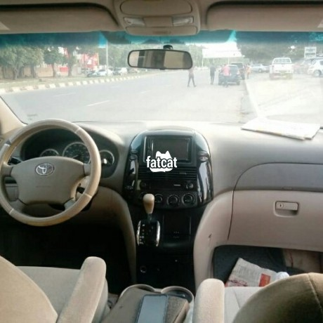 Classified Ads In Nigeria, Best Post Free Ads - used-toyota-sienna-2005-in-abuja-for-sale-big-1