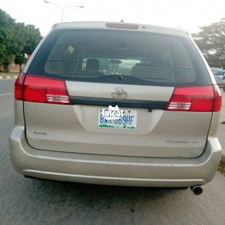 Classified Ads In Nigeria, Best Post Free Ads - used-toyota-sienna-2005-in-abuja-for-sale-big-6