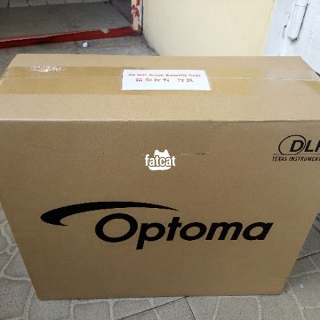 Classified Ads In Nigeria, Best Post Free Ads - optoma-short-throw-3700-lumens-x309st-projector-in-lagos-big-0