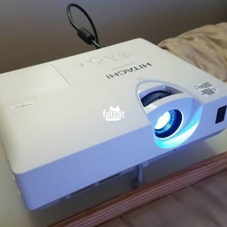 Classified Ads In Nigeria, Best Post Free Ads - high-quality-hitachi-projector-in-amuwo-odofin-lagos-for-sale-big-0