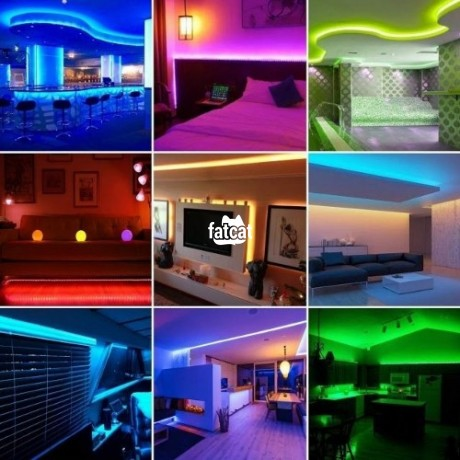 Classified Ads In Nigeria, Best Post Free Ads - led-lighting-decor-in-lagos-for-sale-big-0