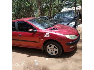 Used Peugeot 206 2000 in Abuja for Sale