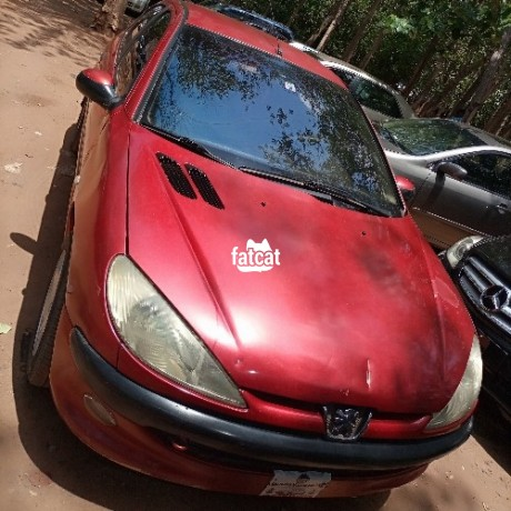 Classified Ads In Nigeria, Best Post Free Ads - used-peugeot-206-2000-in-abuja-for-sale-big-1