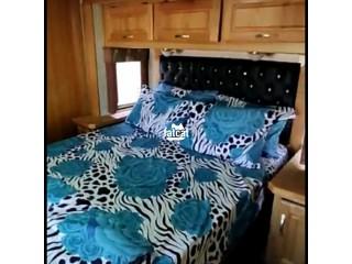 Used Luxury Motorhome