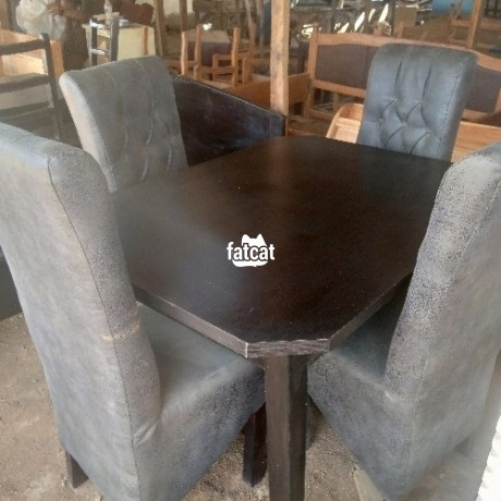 Classified Ads In Nigeria, Best Post Free Ads - dining-table-set-in-karmo-abuja-for-sale-big-1