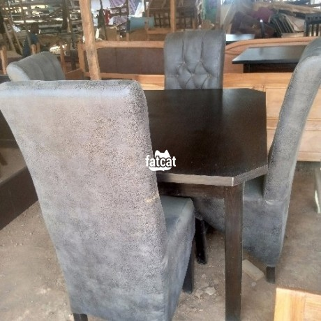 Classified Ads In Nigeria, Best Post Free Ads - dining-table-set-in-karmo-abuja-for-sale-big-0