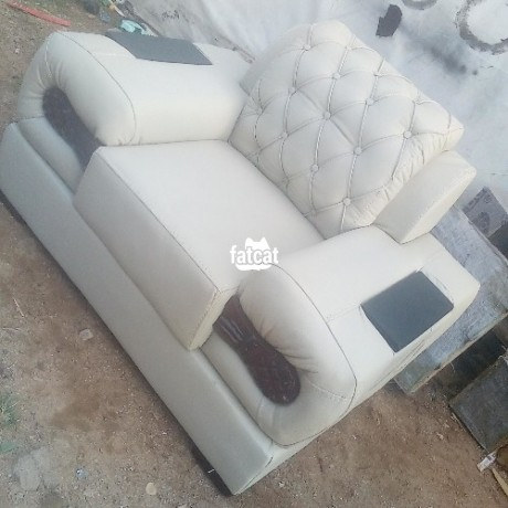 Classified Ads In Nigeria, Best Post Free Ads - 4-seater-sofa-set-in-karmo-abuja-for-sale-big-0