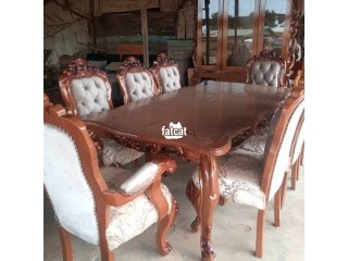 6 Man Dining Table Set in Karmo, Abuja for Sale