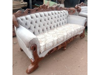 7 Seater Set of Sofa Chairs