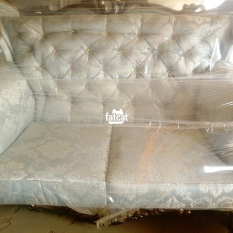 Classified Ads In Nigeria, Best Post Free Ads - royal-sofa-chair-7-seater-in-karmo-abuja-for-sale-big-3