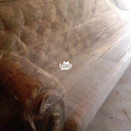 Classified Ads In Nigeria, Best Post Free Ads - royal-sofa-chair-7-seater-in-karmo-abuja-for-sale-big-0