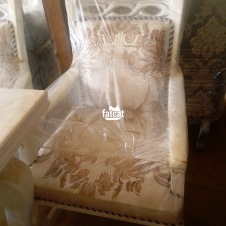 Classified Ads In Nigeria, Best Post Free Ads - 6-seater-dining-table-set-in-karmo-abuja-fct-for-sale-big-2