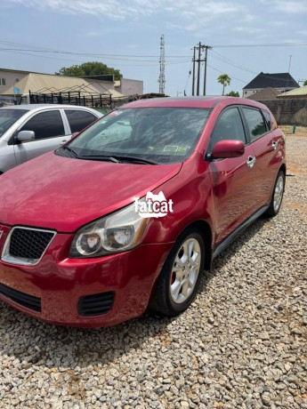 Classified Ads In Nigeria, Best Post Free Ads - used-pontiac-vibe-2009-in-abuja-for-sale-big-0
