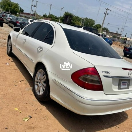 Classified Ads In Nigeria, Best Post Free Ads - used-mercedes-e350-2007-in-abuja-for-sale-big-1