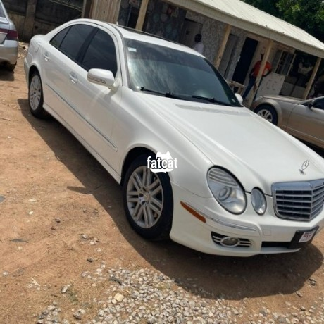 Classified Ads In Nigeria, Best Post Free Ads - used-mercedes-e350-2007-in-abuja-for-sale-big-0
