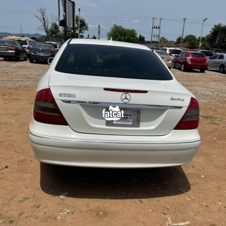 Classified Ads In Nigeria, Best Post Free Ads - used-mercedes-e350-2007-in-abuja-for-sale-big-2