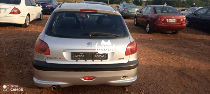 Classified Ads In Nigeria, Best Post Free Ads - used-peugeot-206-2004-in-abuja-for-sale-big-4