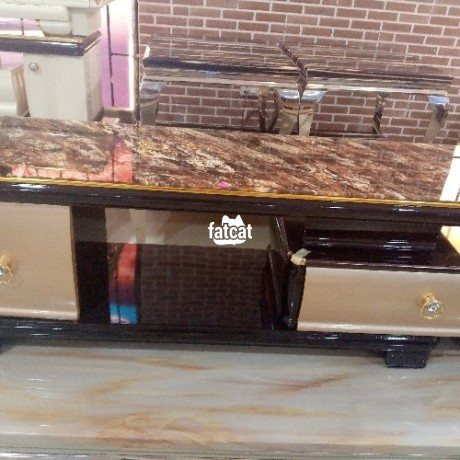 Classified Ads In Nigeria, Best Post Free Ads - tv-stand-with-drawer-in-karmo-abuja-for-sale-big-0