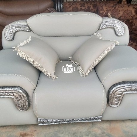 Classified Ads In Nigeria, Best Post Free Ads - set-of-royal-chairs-7-seaters-in-karmo-abuja-for-sale-big-0