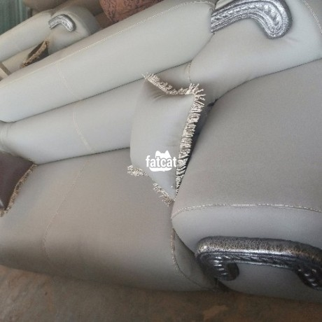 Classified Ads In Nigeria, Best Post Free Ads - set-of-royal-chairs-7-seaters-in-karmo-abuja-for-sale-big-2