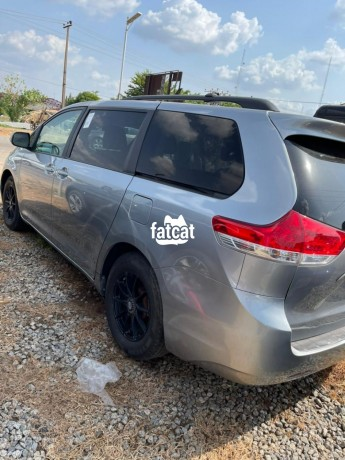 Classified Ads In Nigeria, Best Post Free Ads - used-toyota-sienna-2011-in-abuja-for-sale-big-1