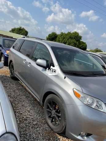 Classified Ads In Nigeria, Best Post Free Ads - used-toyota-sienna-2011-in-abuja-for-sale-big-0