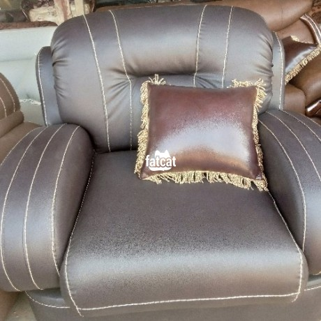 Classified Ads In Nigeria, Best Post Free Ads - 7-seaters-set-of-chairs-in-karmo-abuja-for-sale-big-2