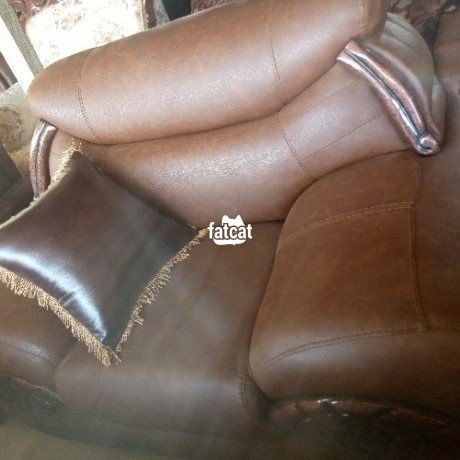 Classified Ads In Nigeria, Best Post Free Ads - complete-set-of-7-seater-chairs-in-karmo-abuja-for-sale-big-2