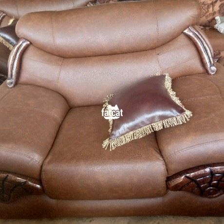 Classified Ads In Nigeria, Best Post Free Ads - complete-set-of-7-seater-chairs-in-karmo-abuja-for-sale-big-0