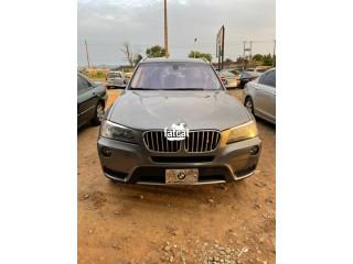 Used BMW X3 2012
