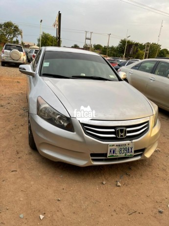 Classified Ads In Nigeria, Best Post Free Ads - used-honda-accord-2011-in-abuja-for-sale-big-4