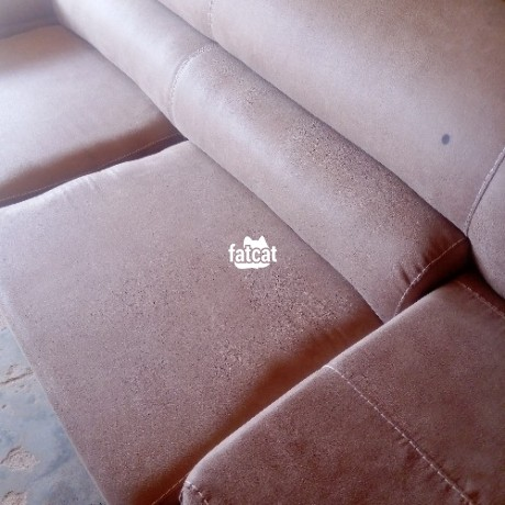 Classified Ads In Nigeria, Best Post Free Ads - 7-seater-sets-of-sofa-chair-in-karmo-abuja-for-sale-big-1