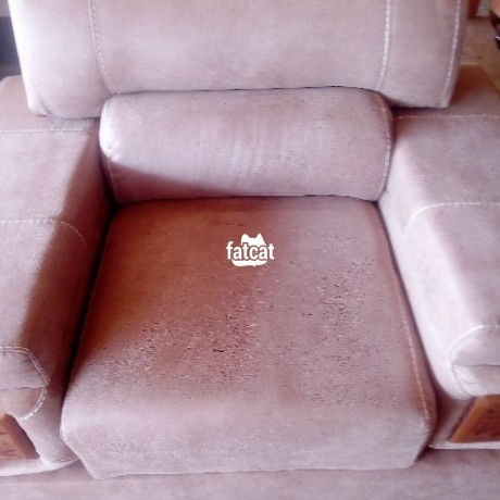 Classified Ads In Nigeria, Best Post Free Ads - 7-seater-sets-of-sofa-chair-in-karmo-abuja-for-sale-big-2