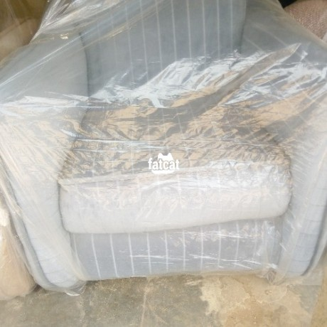 Classified Ads In Nigeria, Best Post Free Ads - seven-seaters-sofa-chair-in-karmo-abuja-for-sale-big-0