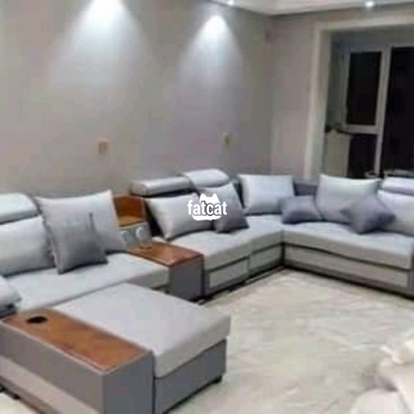 Classified Ads In Nigeria, Best Post Free Ads - 8-seaters-set-of-u-shape-chairs-in-karmo-abuja-for-sale-big-4