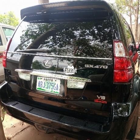 Classified Ads In Nigeria, Best Post Free Ads - used-lexus-gx-2006-in-gaduwa-abuja-for-sale-big-1