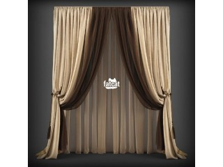 Wall Curtains in Lagos for Sale