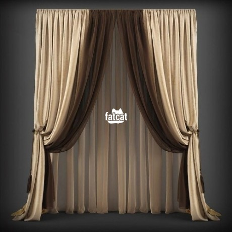 Classified Ads In Nigeria, Best Post Free Ads - wall-curtains-in-lagos-for-sale-big-0