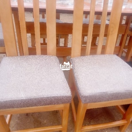 Classified Ads In Nigeria, Best Post Free Ads - 6-seater-dining-table-set-in-abuja-for-sale-big-2