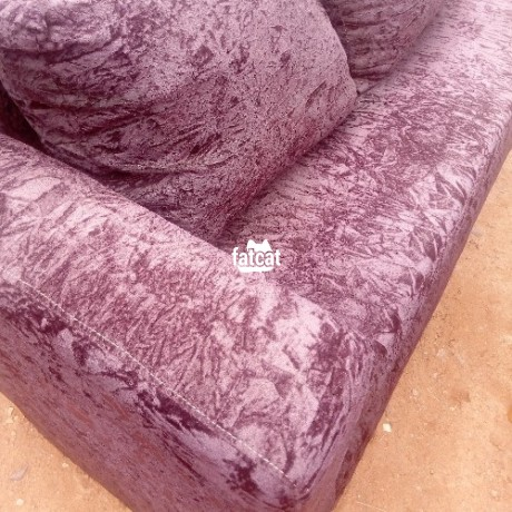 Classified Ads In Nigeria, Best Post Free Ads - 3-seater-set-of-sofa-chairs-in-abuja-for-sale-big-3