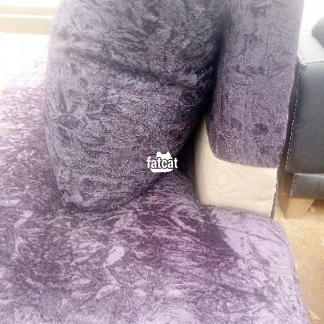 Classified Ads In Nigeria, Best Post Free Ads - 3-seater-set-of-sofa-chairs-in-abuja-for-sale-big-2