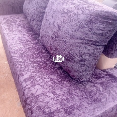 Classified Ads In Nigeria, Best Post Free Ads - 3-seater-set-of-sofa-chairs-in-abuja-for-sale-big-1