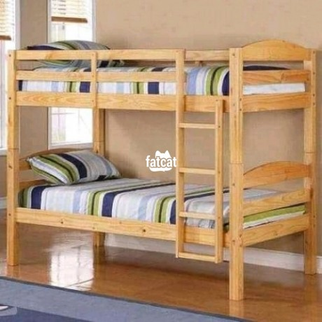 Classified Ads In Nigeria, Best Post Free Ads - comfortable-kids-bed-in-karmo-abuja-for-sale-big-1