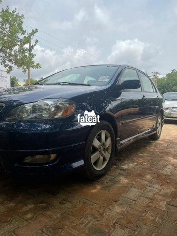 Classified Ads In Nigeria, Best Post Free Ads - used-toyota-corolla-2006-in-lokogoma-abuja-for-sale-big-1