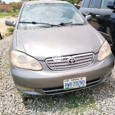 Classified Ads In Nigeria, Best Post Free Ads - used-toyota-corolla-2008-in-abuja-for-sale-big-0