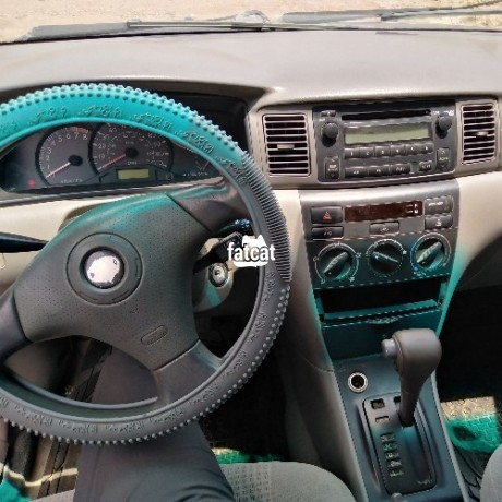 Classified Ads In Nigeria, Best Post Free Ads - used-toyota-corolla-2008-in-abuja-for-sale-big-2