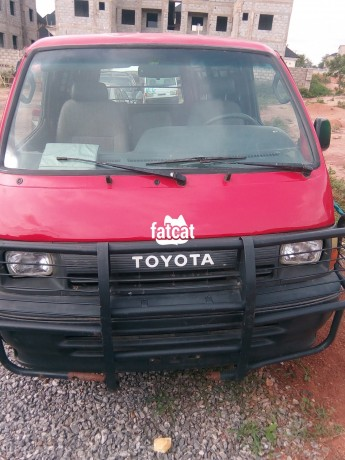 Classified Ads In Nigeria, Best Post Free Ads - used-toyota-hilux-1996-in-lokogoma-abuja-for-sale-big-0