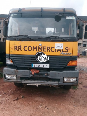Classified Ads In Nigeria, Best Post Free Ads - used-mercedes-atego-tipper-in-lokogoma-abuja-for-sale-big-0